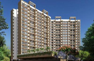 Gallery Cover Image of 700 Sq.ft 1 BHK Apartment for buy in Sunraj Supreme, Dombivli East for 3565000