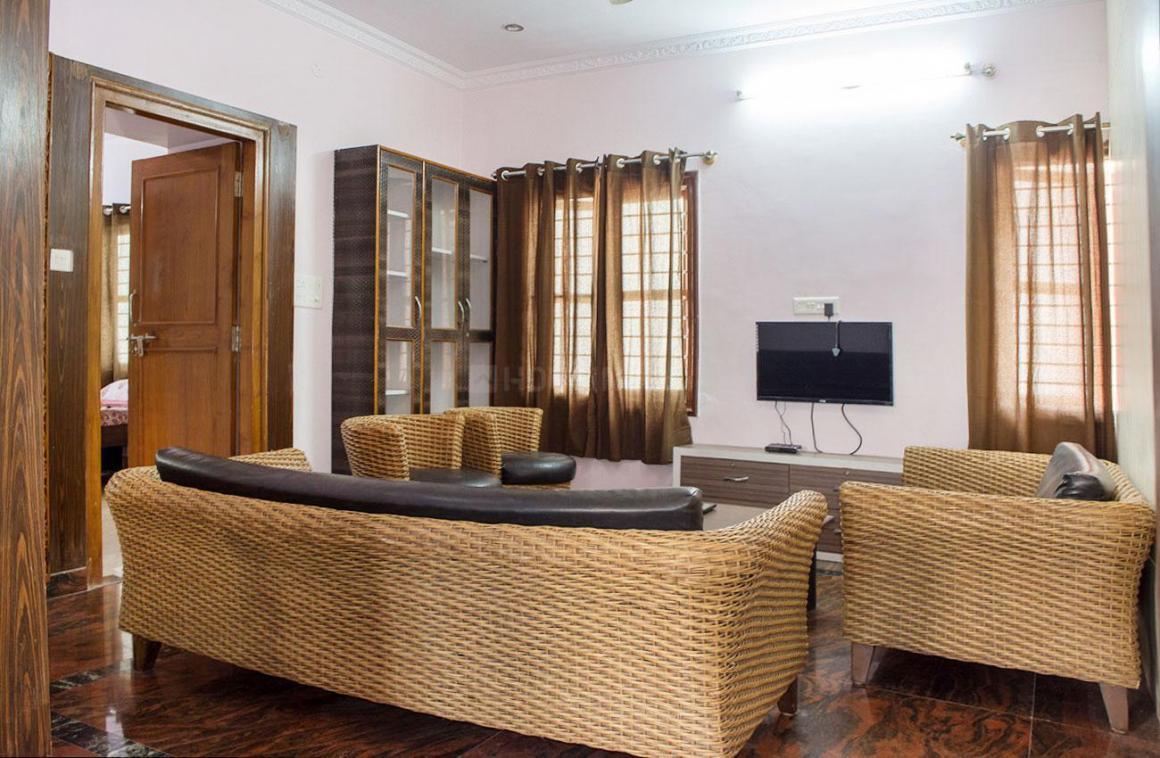 Living Room Image of PG 4643719 Koramangala in Koramangala