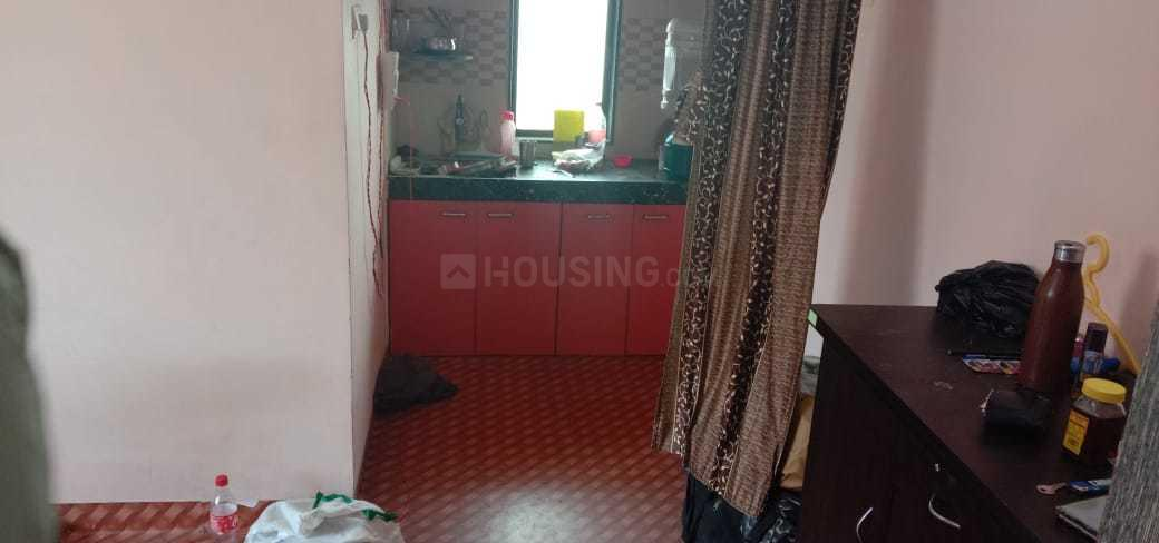 Kitchen Image of 500 Sq.ft 1 BHK Apartment for rent in Andheri West for 20000