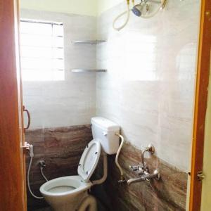 Bathroom Image of Girls PG in Velachery