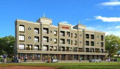 Gallery Cover Image of 600 Sq.ft 1 BHK Apartment for buy in Shelu for 1600000