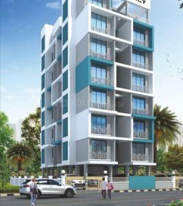 Gallery Cover Image of 635 Sq.ft 1 BHK Apartment for buy in Mass Residency, Kamothe for 4900000