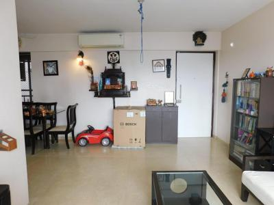 Hall Image of 1600 Sq.ft 5 BHK Apartment for buy in Kalpataru Aura, Ghatkopar West for 55000000