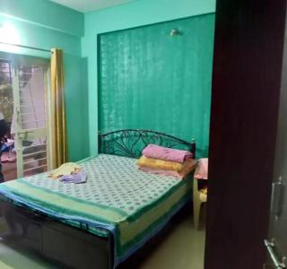 Gallery Cover Image of 600 Sq.ft 1 BHK Apartment for rent in Pimple Gurav for 14000