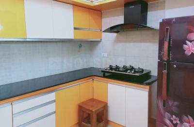 Kitchen Image of Godrej E City Flat No-p002 in Electronic City