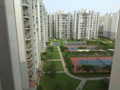 Gallery Cover Image of 1110 Sq.ft 2 BHK Apartment for buy in Omaxe Grand Woods, Sector 93B for 5300000