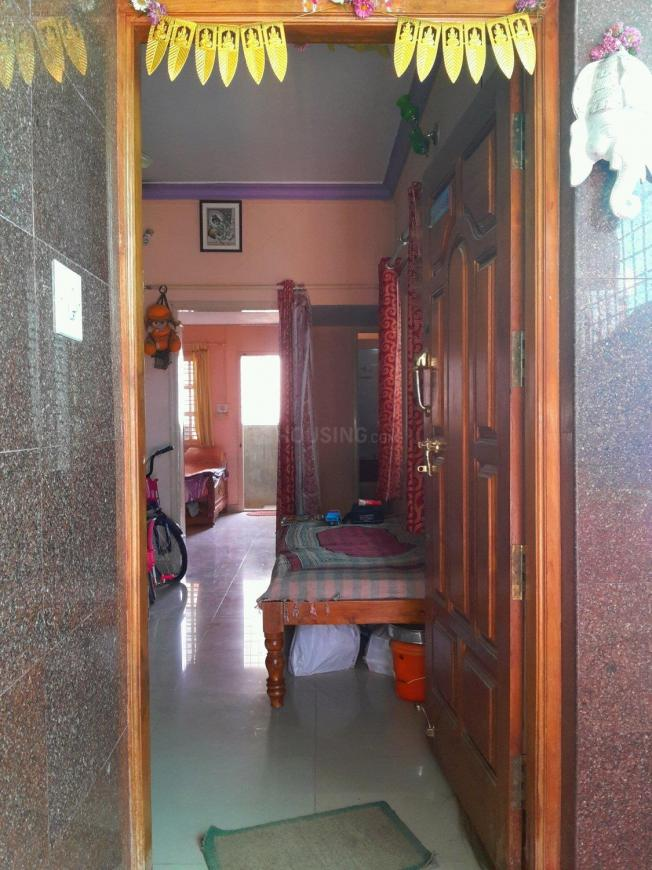Main Entrance Image of 600 Sq.ft 1 BHK Independent House for buy in Vijayanagar for 5800000