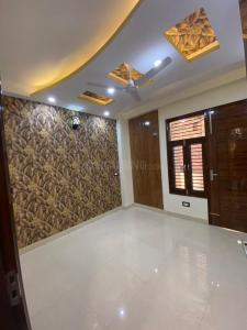 Gallery Cover Image of 1000 Sq.ft 3 BHK Independent Floor for buy in Dwarka Mor for 4500000