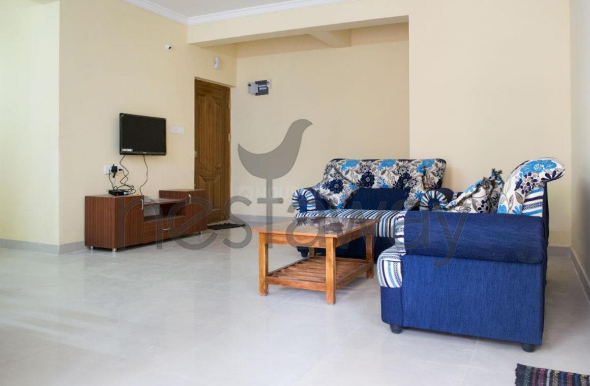 Living Room Image of PG 4642648 Marathahalli in Marathahalli