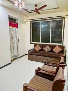 Gallery Cover Image of 575 Sq.ft 1 BHK Apartment for buy in Kashish Galaxy, Kongaon for 4200000