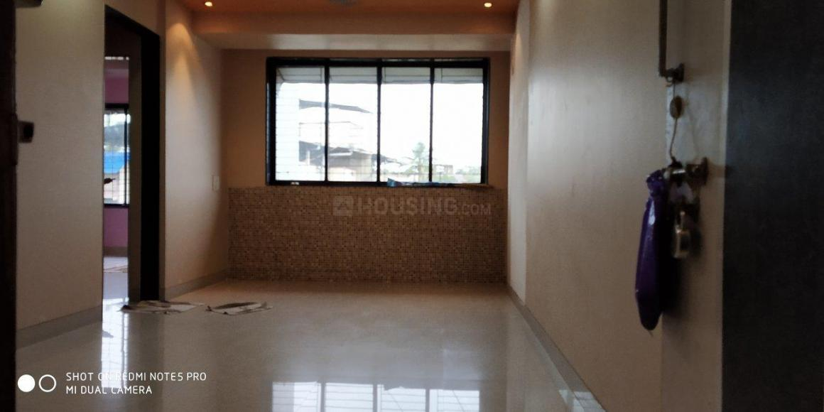 Living Room Image of 550 Sq.ft 1 BHK Apartment for rent in Dombivli East for 5000