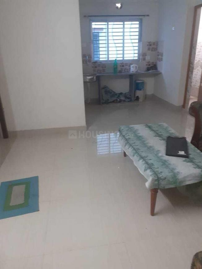 Living Room Image of 450 Sq.ft 1 BHK Apartment for rent in Chinar Park for 7200