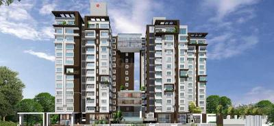 Gallery Cover Image of 1505 Sq.ft 3 BHK Apartment for buy in Aruna Trivik Windwalk, Yelahanka New Town for 7299250