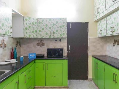Kitchen Image of Zolo Origin in Adyar