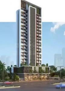 Gallery Cover Image of 720 Sq.ft 1 BHK Apartment for buy in Neel Sidhi Anexo, Ghansoli for 8400000