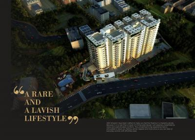 Gallery Cover Image of 1112 Sq.ft 2 BHK Apartment for buy in ASN Srikaram, Whitefield for 6852800