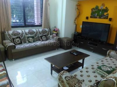 Gallery Cover Image of 1090 Sq.ft 2 BHK Apartment for rent in Pimple Saudagar for 19000