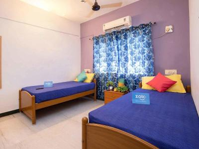 Bedroom Image of Zolo Retro in Sholinganallur