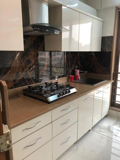 Kitchen Image of 1800 Sq.ft 3 BHK Apartment for rent in Khar West for 240000