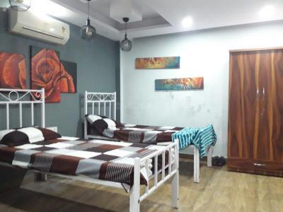Bedroom Image of Anshu PG in Ranjeet Nagar