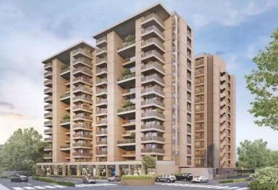 Gallery Cover Image of 2223 Sq.ft 3 BHK Apartment for buy in Saraswati Felicia, Nirnay Nagar for 11100000