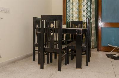 Dining Room Image of 3 Bhk In Yarrows Apartments in Sector 62