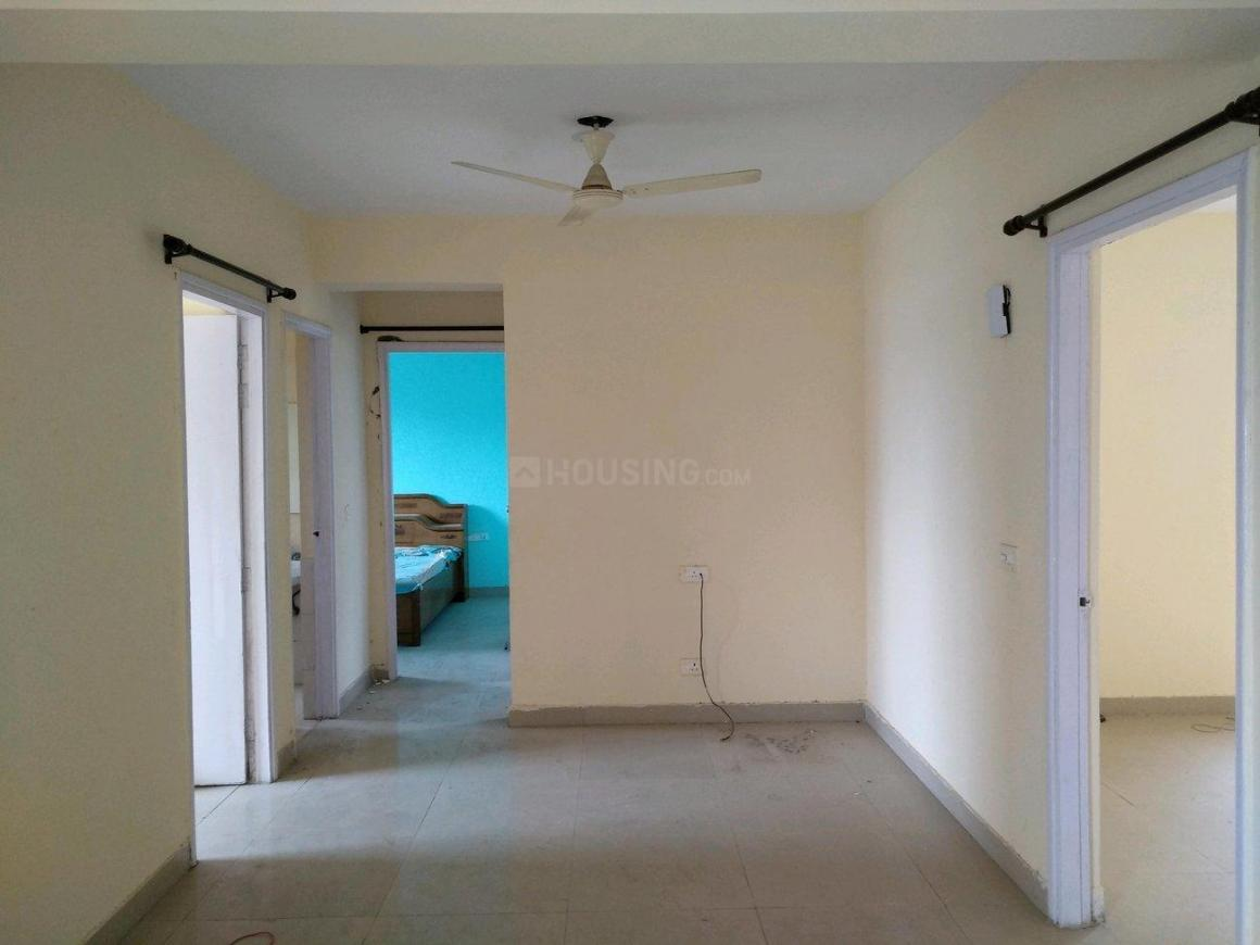 Living Room Image of 1020 Sq.ft 2 BHK Apartment for rent in Whitefield for 18500