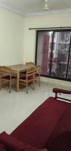 Gallery Cover Image of 622 Sq.ft 1 BHK Apartment for rent in Andheri East for 33000