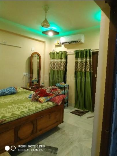 Bedroom Image of 1245 Sq.ft 3 BHK Apartment for rent in Sodepur for 15000