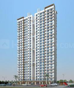 Gallery Cover Image of 600 Sq.ft 1 BHK Apartment for buy in Bhoomi Acres, Hiranandani Estate for 8000000