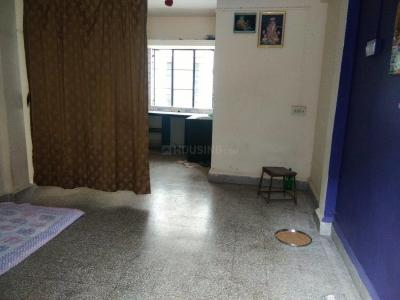 Gallery Cover Image of 450 Sq.ft 1 RK Apartment for rent in Karve Nagar for 8500