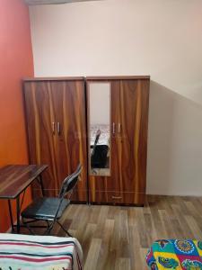 Bedroom Image of Samriddhi PG For Girls in Laxmi Nagar
