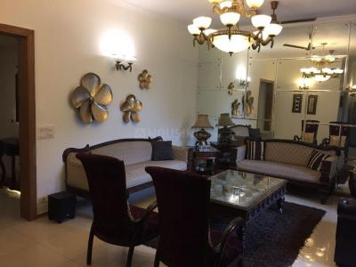 Gallery Cover Image of 4400 Sq.ft 4 BHK Apartment for rent in Unitech The World Spa West, Sector 30 for 110000