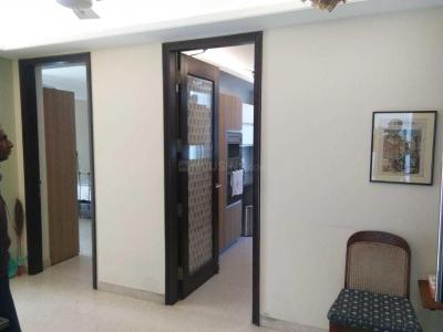 Gallery Cover Image of 900 Sq.ft 2 BHK Independent Floor for rent in Jangpura for 28000