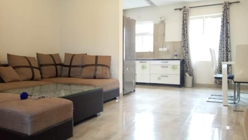 Living Room Image of 1200 Sq.ft 2 BHK Independent Floor for rent in Greater Kailash I for 45000