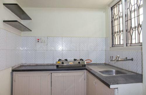 Kitchen Image of Kings Court Apartment 108 in Vijayanagar