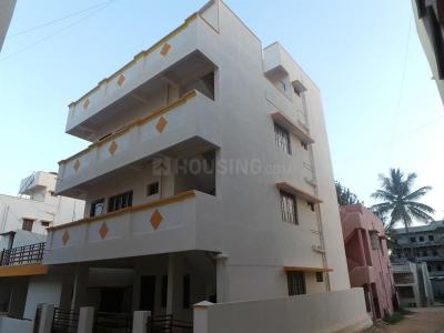 Gallery Cover Image of 1000 Sq.ft 2 BHK Independent Floor for rent in Yemalur for 16500