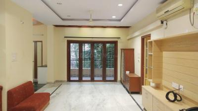 Gallery Cover Image of 2300 Sq.ft 3 BHK Apartment for rent in Banjara Hills for 50000