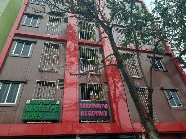 Building Image of Aangels Paying Guest For Ladies in Marathahalli