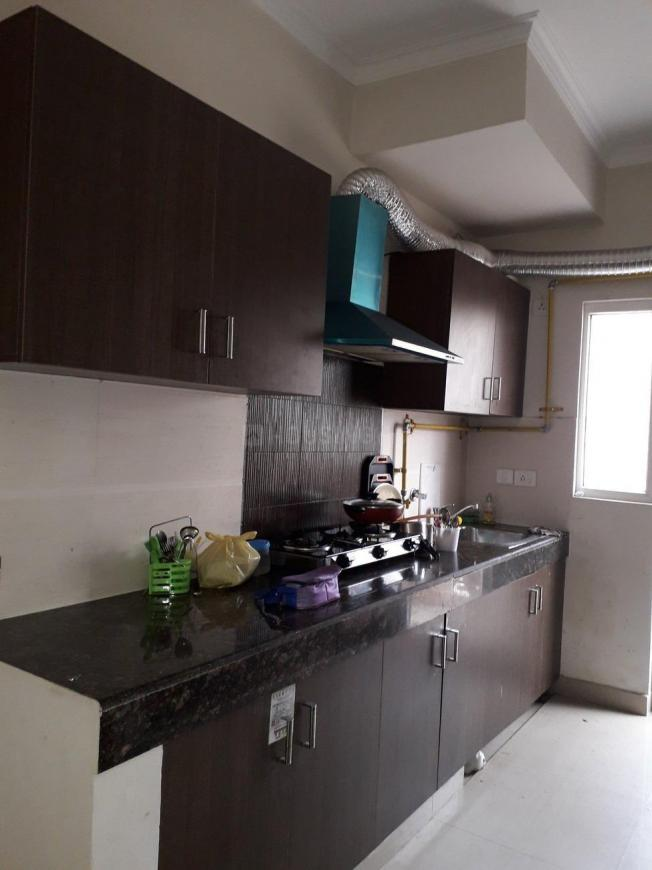 Kitchen Image of 1045 Sq.ft 2 BHK Apartment for rent in Sector 137 for 15000