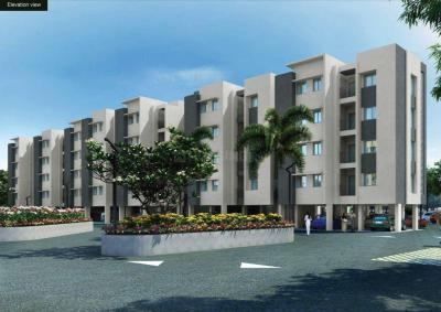 Gallery Cover Image of 1146 Sq.ft 3 BHK Apartment for buy in Casagrand Sereno, Thalambur for 3839100
