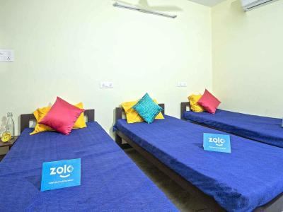 Bedroom Image of Zolo Ripple in Gachibowli