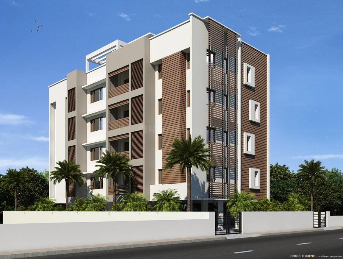 Brochure Image of 570 Sq.ft 1 BHK Apartment for buy in Haltu for 1710000