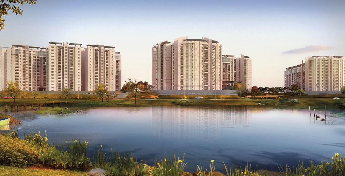Brochure Image of 1660 Sq.ft 2 BHK Apartment for buy in Whitefield for 11000000