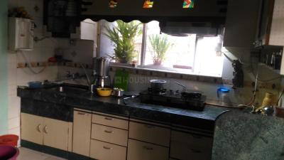 Kitchen Image of Venkatesh Residency in Kothrud