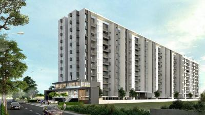 Gallery Cover Image of 933 Sq.ft 2 BHK Apartment for buy in Wakad for 5550000