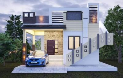 Gallery Cover Image of 1400 Sq.ft 2 BHK Independent House for buy in Nehrugram for 5670000