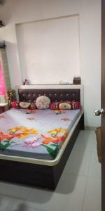 Gallery Cover Image of 700 Sq.ft 1 BHK Apartment for buy in Sunrise Glory Phase I, Shilphata for 4000000