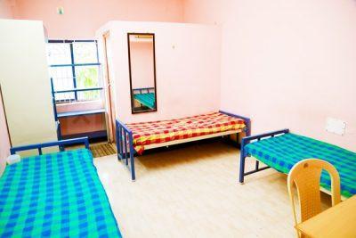 Bedroom Image of Central Kolkata Girls Hostel in Taltala