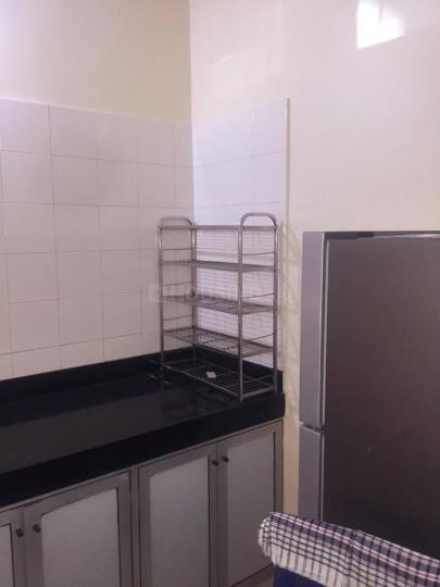 Kitchen Image of 900 Sq.ft 2 BHK Apartment for rent in Mahim for 58000